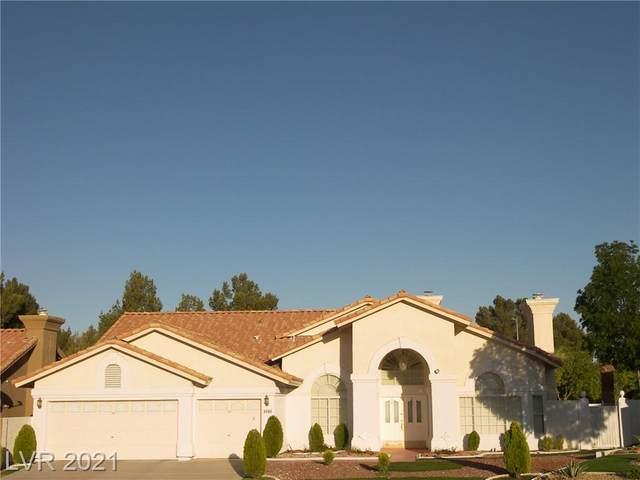 1540 Castle Crest Drive, Las Vegas, NV 89117 (MLS #2299686) :: Signature Real Estate Group