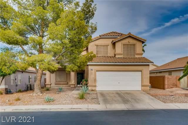 316 Laguna Glen Drive, Henderson, NV 89014 (MLS #2299723) :: Custom Fit Real Estate Group