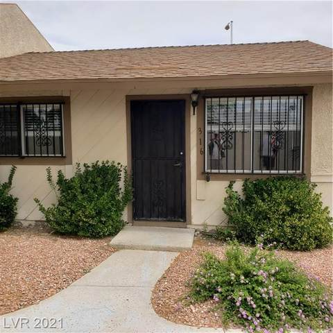 316 Linn Lane, Las Vegas, NV 89110 (MLS #2299737) :: Lindstrom Radcliffe Group