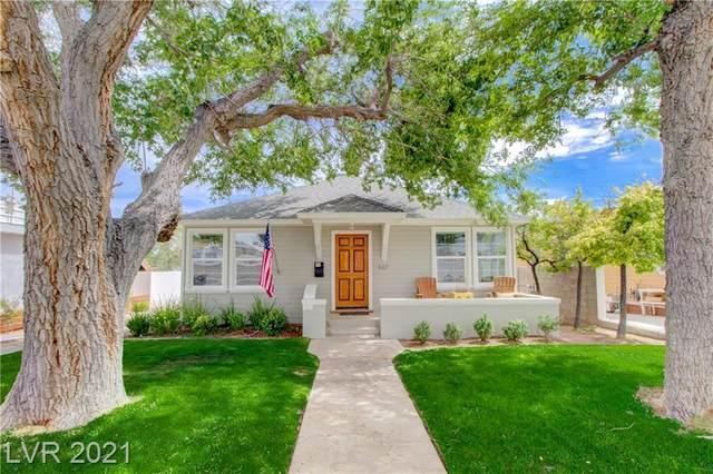 617 New Mexico Street, Boulder City, NV 89005 (MLS #2299758) :: Galindo Group Real Estate