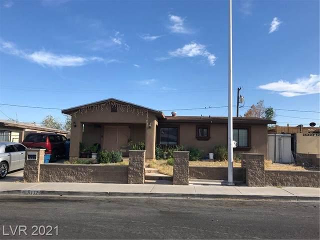 5117 Forrest Hills Lane, Las Vegas, NV 89108 (MLS #2299782) :: Keller Williams Realty