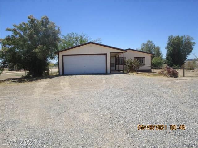 3061 Silver Sage Drive, Pahrump, NV 89060 (MLS #2299791) :: Signature Real Estate Group