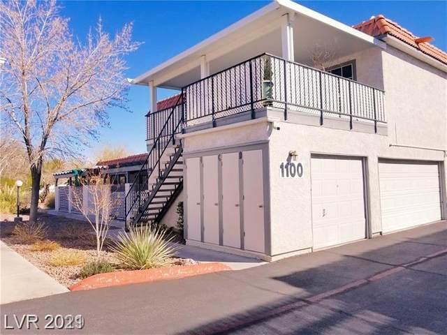 1100 Willow Tree Drive D, Las Vegas, NV 89128 (MLS #2299802) :: DT Real Estate