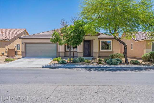 5832 Coleman Street, North Las Vegas, NV 89031 (MLS #2299818) :: Custom Fit Real Estate Group