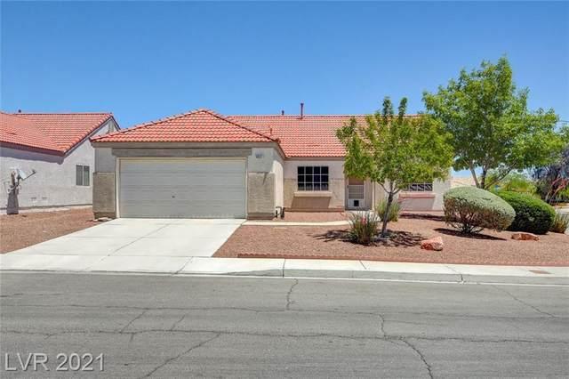 5822 Starfish Bay Lane, North Las Vegas, NV 89031 (MLS #2299820) :: Custom Fit Real Estate Group