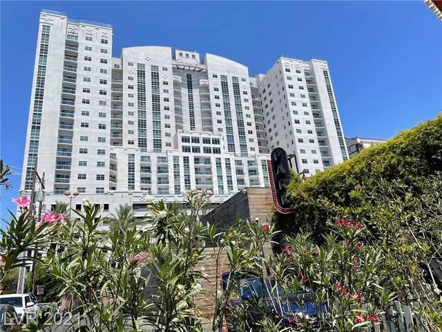 150 Las Vegas Boulevard #906, Las Vegas, NV 89101 (MLS #2299835) :: DT Real Estate