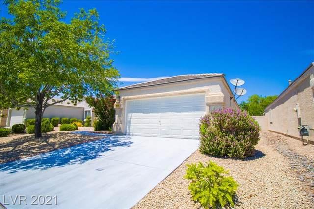 5528 Raven Creek Avenue, Las Vegas, NV 89130 (MLS #2299849) :: Custom Fit Real Estate Group