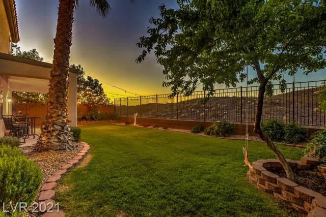 2608 Calanques Terrace, Henderson, NV 89044 (MLS #2299861) :: Jeffrey Sabel
