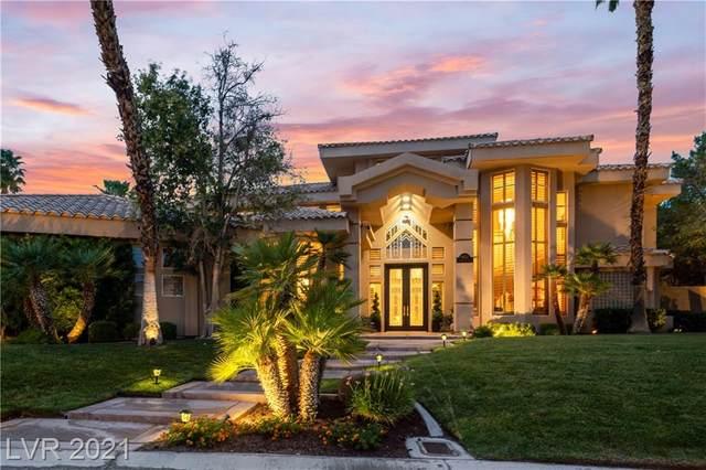 8632 Canyon View Drive, Las Vegas, NV 89117 (MLS #2299870) :: Jack Greenberg Group