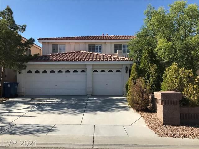 6606 Shadow Cove Avenue, Las Vegas, NV 89139 (MLS #2299874) :: Jack Greenberg Group