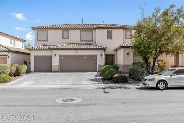 1213 Silver Bark Avenue, North Las Vegas, NV 89081 (MLS #2299878) :: Vestuto Realty Group