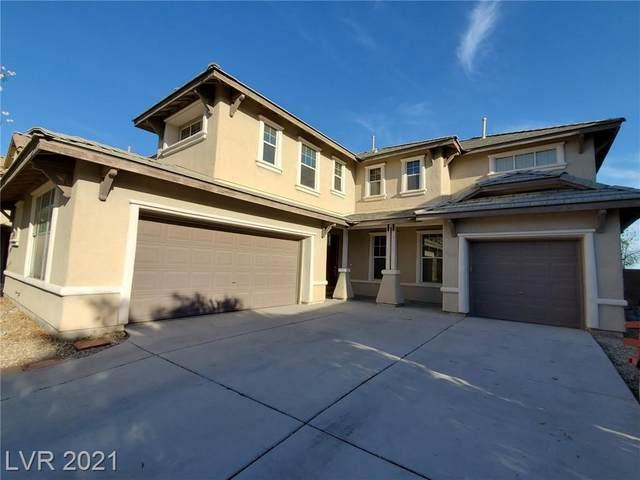 2533 Cattrack Avenue, North Las Vegas, NV 89081 (MLS #2299884) :: Signature Real Estate Group