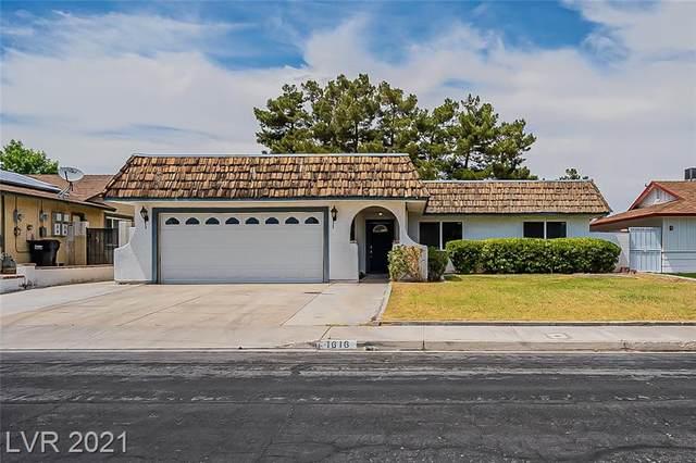 1616 Abby Avenue, Henderson, NV 89014 (MLS #2299888) :: Custom Fit Real Estate Group