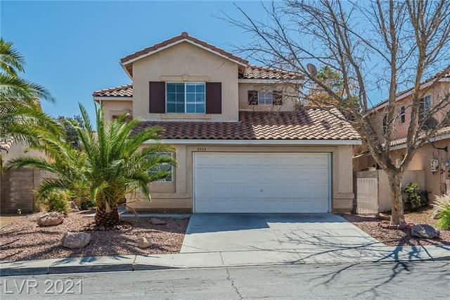 8948 Union Gap Road, Las Vegas, NV 89123 (MLS #2299893) :: Signature Real Estate Group