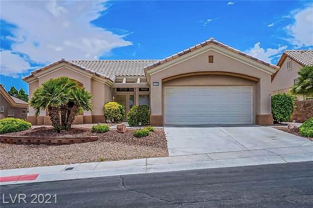 11013 Clear Meadows Drive, Las Vegas, NV 89134 (MLS #2299913) :: The Shear Team