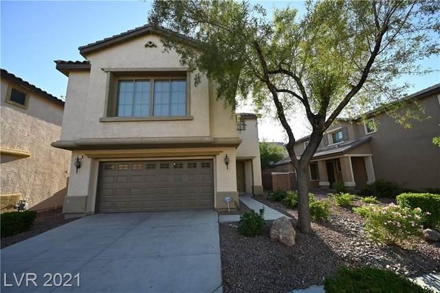 5921 Post Mountain Street, North Las Vegas, NV 89031 (MLS #2299940) :: Galindo Group Real Estate