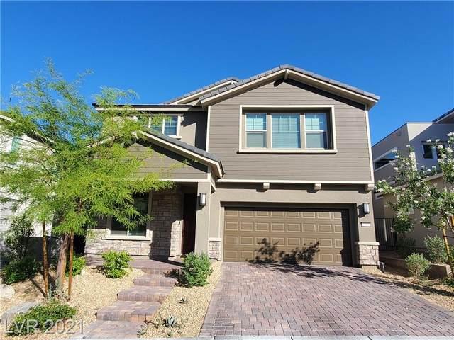 2592 Iron Crest Lane, Las Vegas, NV 89138 (MLS #2299947) :: Signature Real Estate Group