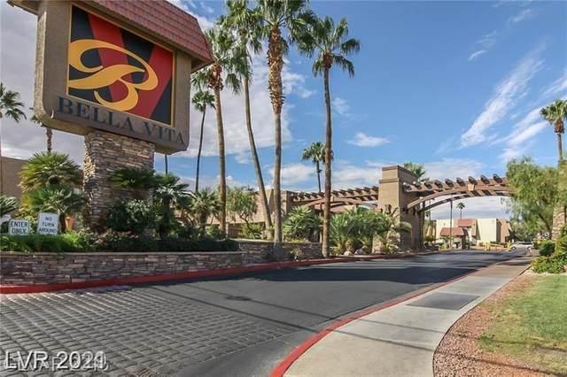 4965 Indian River Drive #104, Las Vegas, NV 89103 (MLS #2299976) :: The Shear Team
