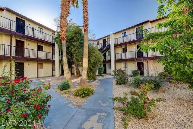 2080 Karen Avenue #77, Las Vegas, NV 89169 (MLS #2299986) :: Jack Greenberg Group