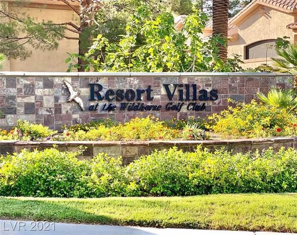 2050 W Warm Springs Road #411, Henderson, NV 89014 (MLS #2299987) :: Jeffrey Sabel