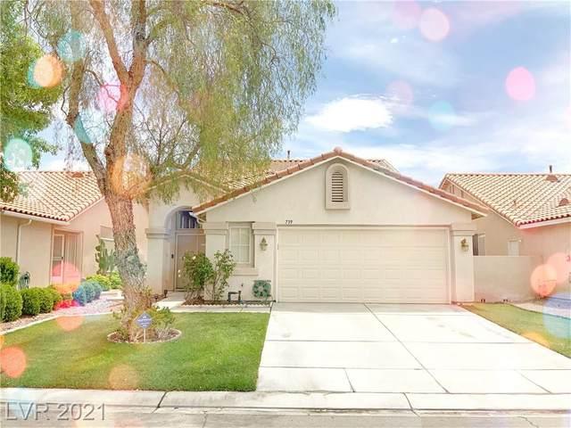 739 Roddenberry Avenue, Las Vegas, NV 89123 (MLS #2299994) :: Signature Real Estate Group