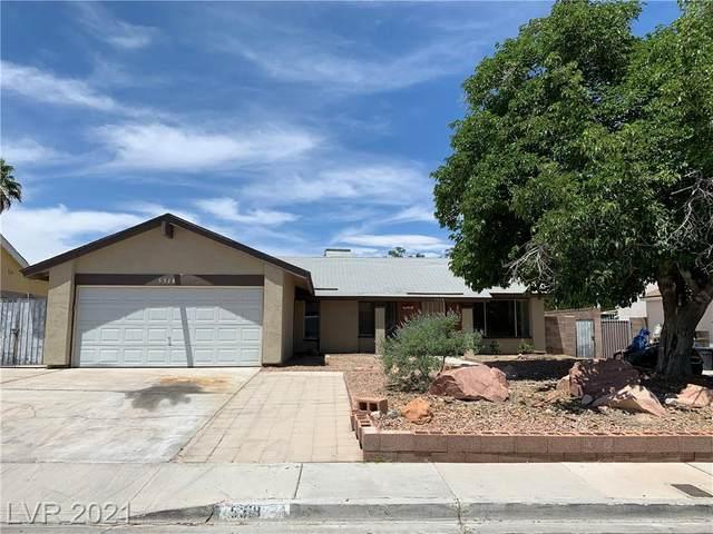 5318 Via De Palma Drive, Las Vegas, NV 89146 (MLS #2300000) :: Signature Real Estate Group