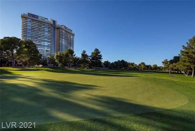 3111 Bel Air Drive 21A, Las Vegas, NV 89109 (MLS #2300045) :: DT Real Estate