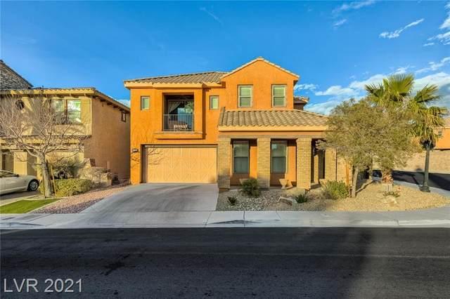 1188 Olivia Parkway, Henderson, NV 89011 (MLS #2300051) :: Galindo Group Real Estate