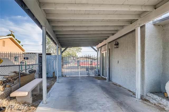 1405 Putnam Avenue, North Las Vegas, NV 89030 (MLS #2300054) :: Galindo Group Real Estate