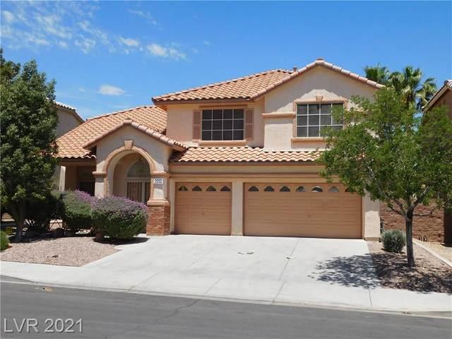 2552 Sundew Avenue, Henderson, NV 89052 (MLS #2300060) :: Signature Real Estate Group