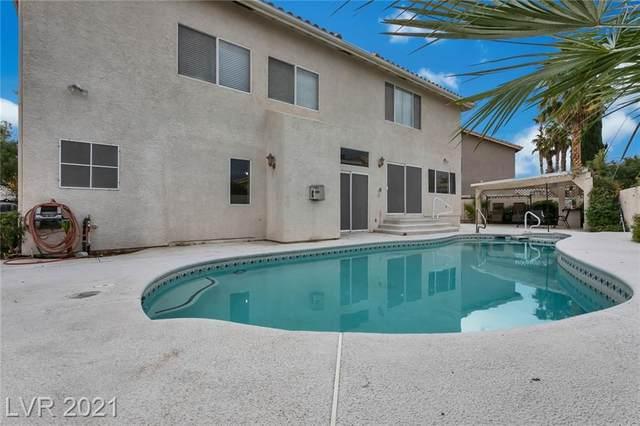 7424 Cypress Grove Court, Las Vegas, NV 89129 (MLS #2300111) :: Signature Real Estate Group