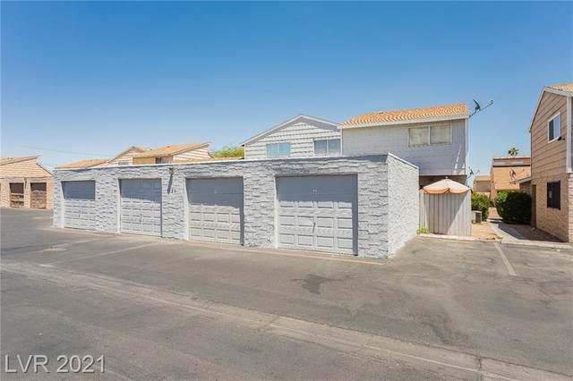 5128 Greene Lane C, Las Vegas, NV 89119 (MLS #2300112) :: Custom Fit Real Estate Group