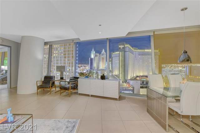 3726 S Las Vegas Boulevard #1207, Las Vegas, NV 89158 (MLS #2300115) :: Jack Greenberg Group