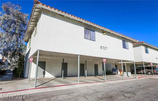 6717 W Charleston Boulevard #4, Las Vegas, NV 89146 (MLS #2300126) :: Jack Greenberg Group