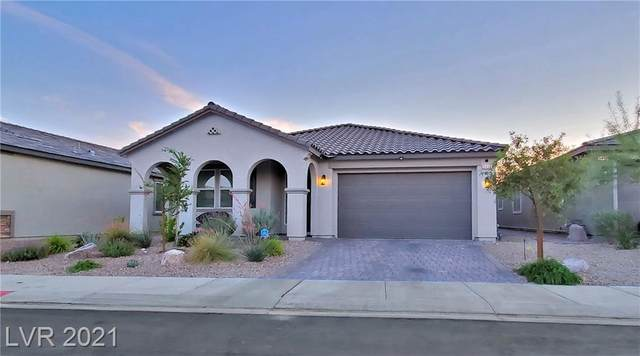 5433 Blinding Lights Street, North Las Vegas, NV 89081 (MLS #2300128) :: Vestuto Realty Group