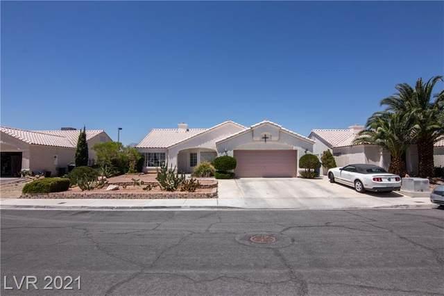 4909 Vega Lane, Las Vegas, NV 89130 (MLS #2300132) :: ERA Brokers Consolidated / Sherman Group