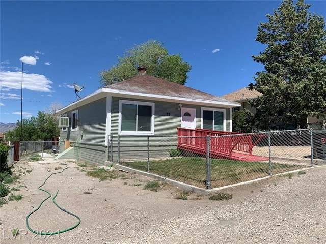 32 Avenue D, Mcgill, NV 89318 (MLS #2300136) :: The Chris Binney Group | eXp Realty