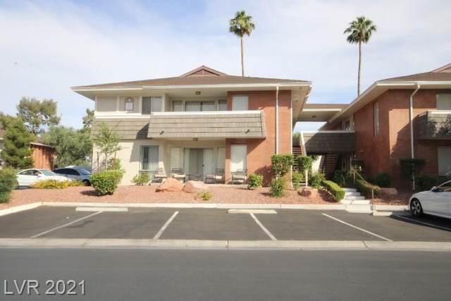 769 Oakmont Avenue #401, Las Vegas, NV 89109 (MLS #2300144) :: Jack Greenberg Group