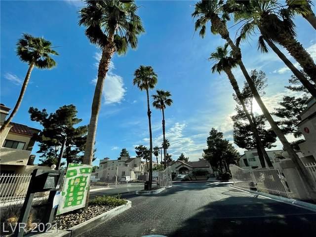 2969 Juniper Hills Boulevard #203, Las Vegas, NV 89142 (MLS #2300252) :: Jeffrey Sabel