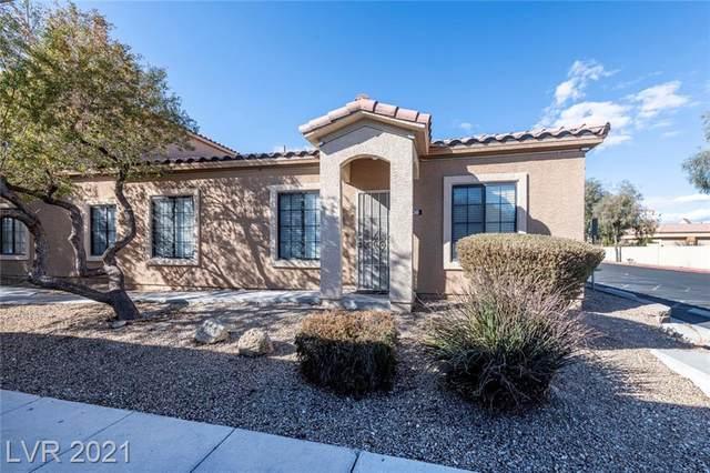 2151 Hussium Hills Street #108, Las Vegas, NV 89108 (MLS #2300262) :: Lindstrom Radcliffe Group