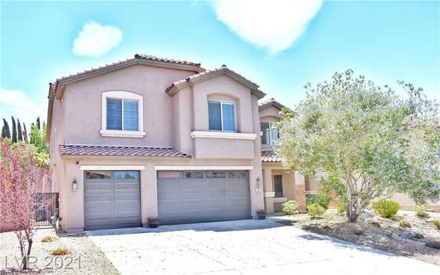 2597 Calanques Terrace, Henderson, NV 89044 (MLS #2300315) :: Jeffrey Sabel