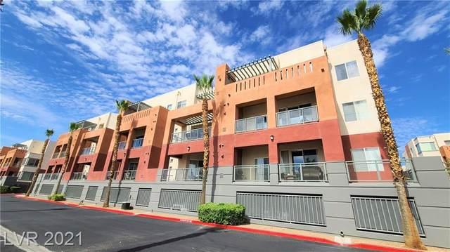 83 E Agate Avenue #307, Las Vegas, NV 89123 (MLS #2300316) :: The Shear Team