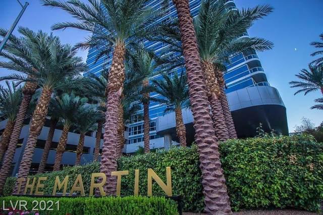 4471 Dean Martin Drive #1609, Las Vegas, NV 89103 (MLS #2300317) :: DT Real Estate