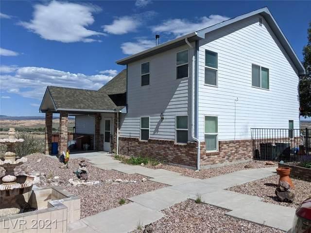 2729 Wildhorse Mesa Road, Caliente, NV 89008 (MLS #2300335) :: Signature Real Estate Group
