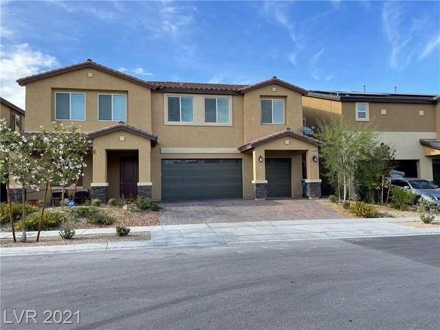 4170 Vibrant Star Avenue, North Las Vegas, NV 89084 (MLS #2300349) :: Vestuto Realty Group