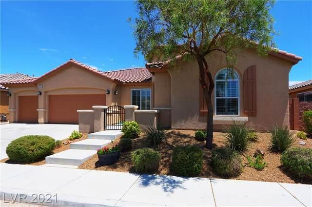 7812 Via Costada Street, Las Vegas, NV 89123 (MLS #2300392) :: Jack Greenberg Group