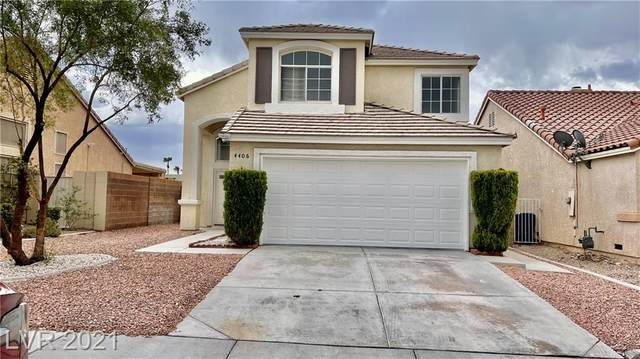 4406 Kalamazoo Street, Las Vegas, NV 89147 (MLS #2300405) :: Jack Greenberg Group