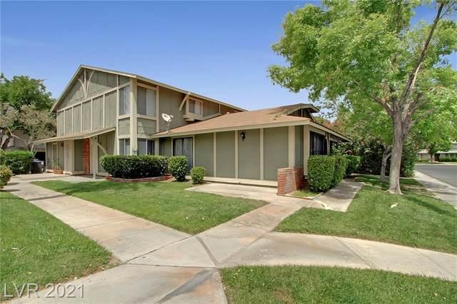 1536 Dorothy Avenue #2, Las Vegas, NV 89119 (MLS #2300421) :: DT Real Estate