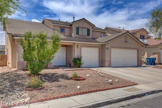 3845 Bombastic Court, Las Vegas, NV 89147 (MLS #2300423) :: Signature Real Estate Group