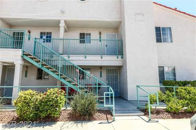2725 S Nellis Boulevard #2046, Las Vegas, NV 89121 (MLS #2300455) :: Team Michele Dugan